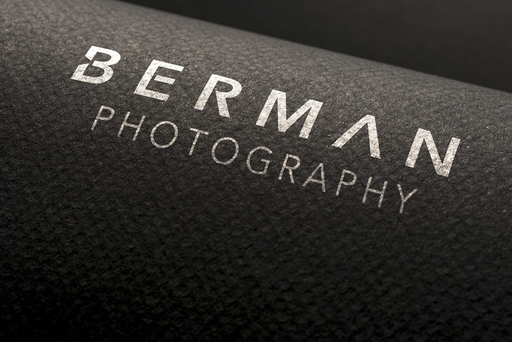 Berman Photography logo