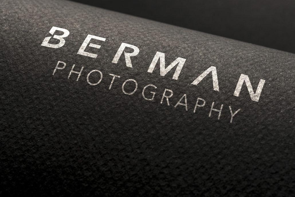 Berman Photography logo