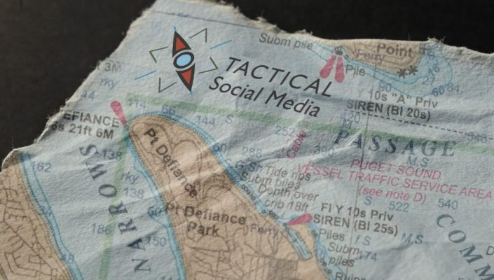 Tactical Social Media branded image