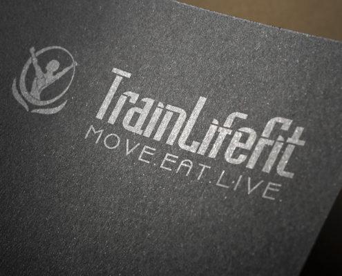 Logo for TrainLifeFit Austin, Sumair Bhasin