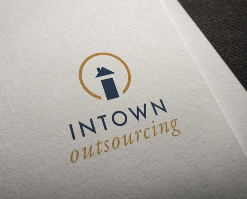 Intown Outsourcing logo