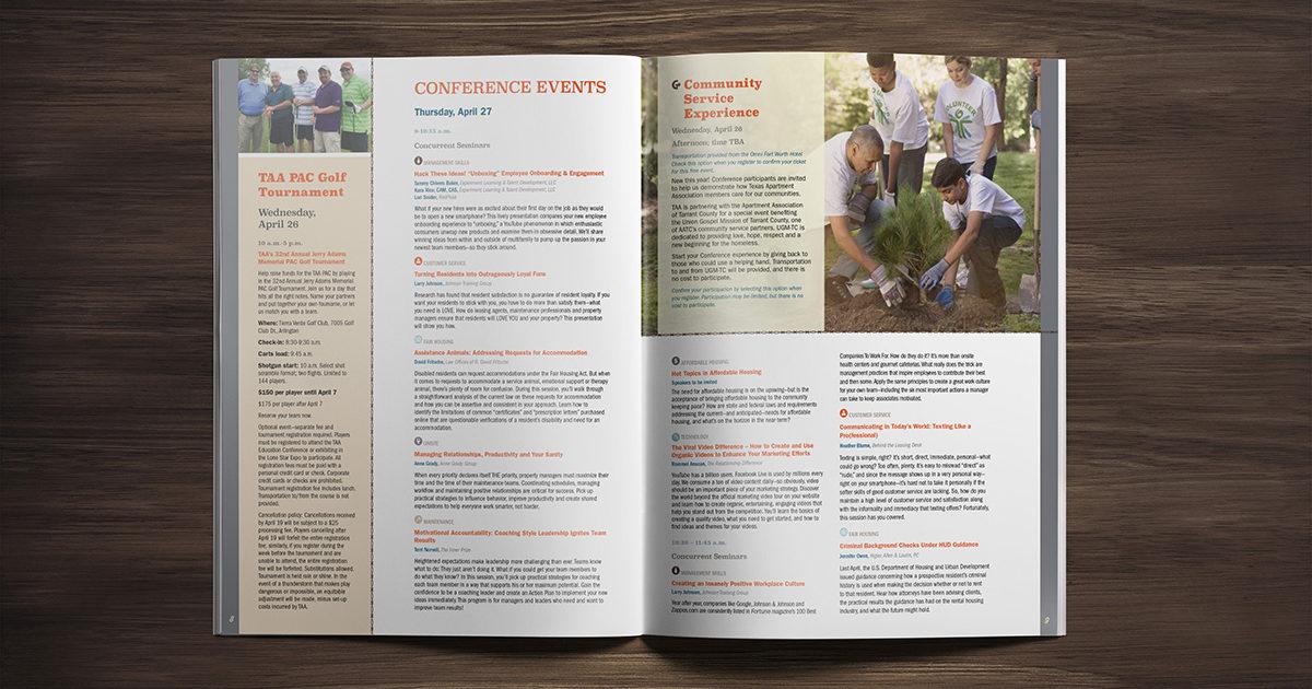 TAA 2017 Education Conference program
