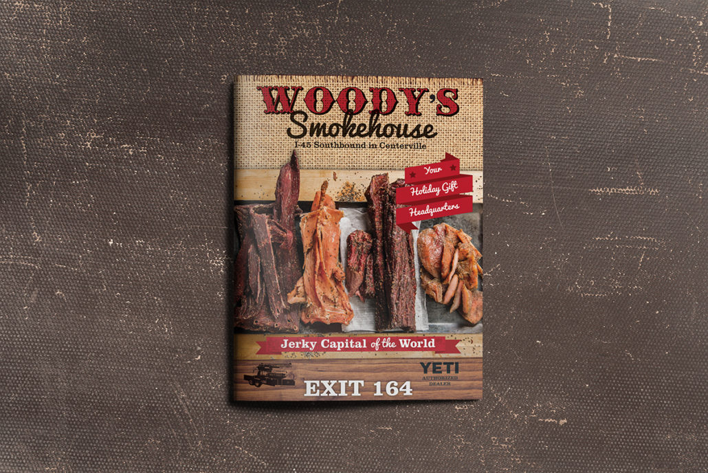 Woody's Smokehouse Southbound