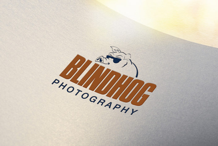 Blindhog Photography logo