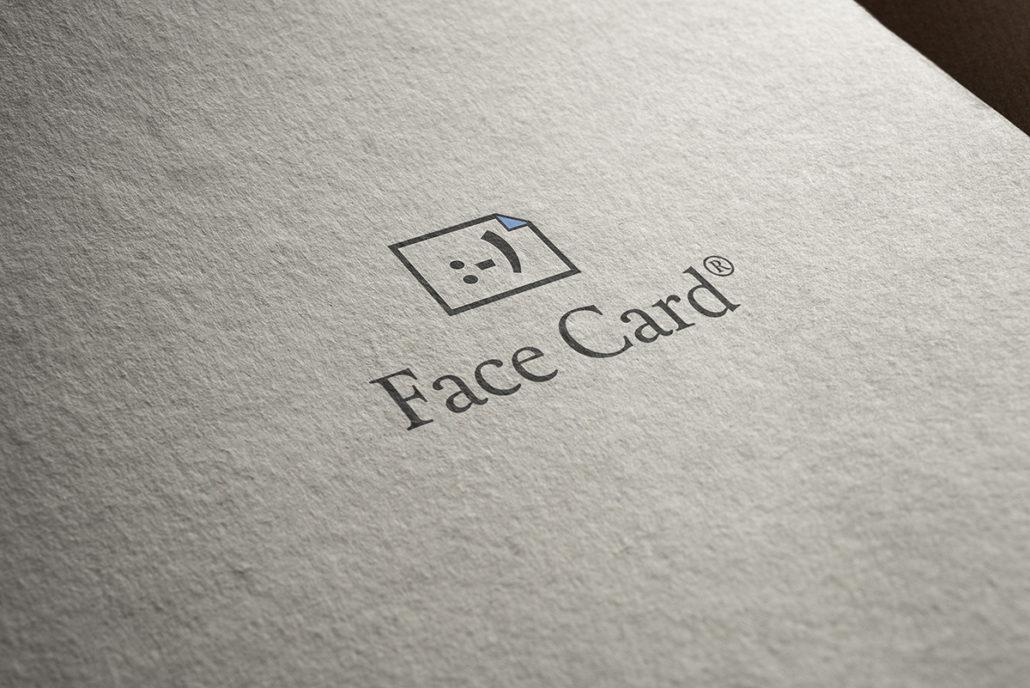 Face Card logo for Creative License Studios