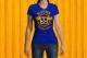 T-shirt mock-up blunder woman