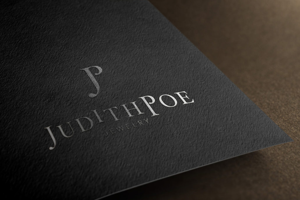 Judith Poe Jewelry luxury logo