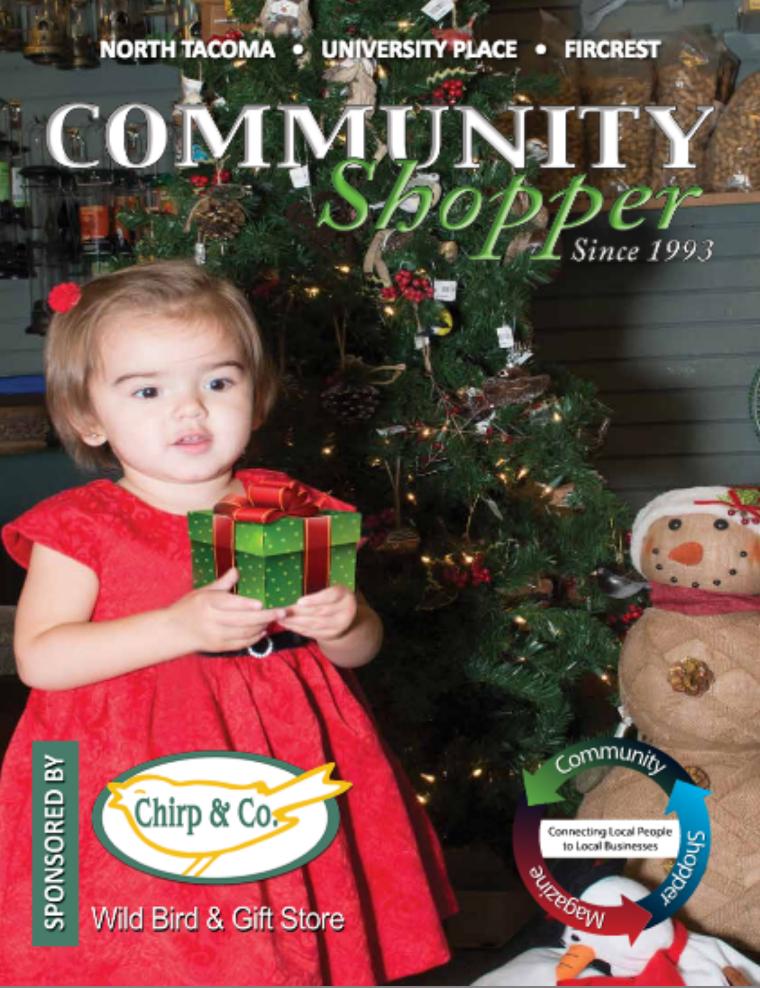 Community Shopper Magazine serving Tacoma and Gig Harbor, marketing, expiration dates, advertising, coupon, offer, strategic