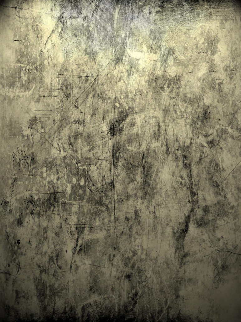 abused metal texture background by Rhonda Negard of Fat Dog Creatives
