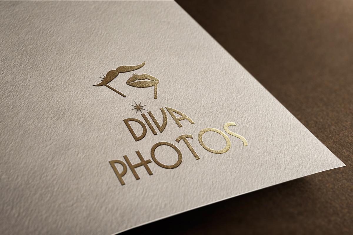 Diva photos logo