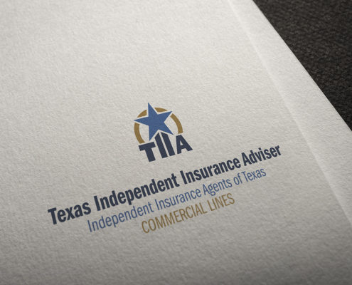 Logo for TIIA, Texas Independent Insurance Adviser
