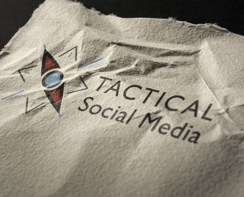 Tactical Social Media branded image