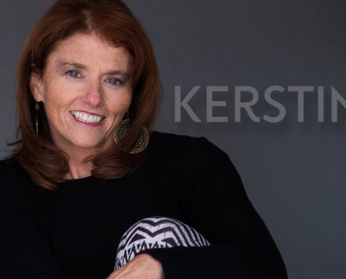 Kerstin K, portrait