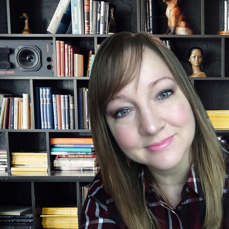 Rhonda Wood Negard, graphic design consultant