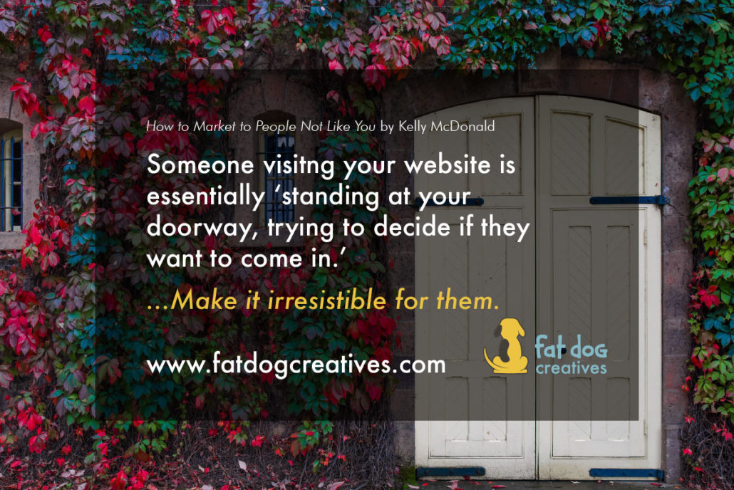 Make your website invitation or call to action irresistible, blog image