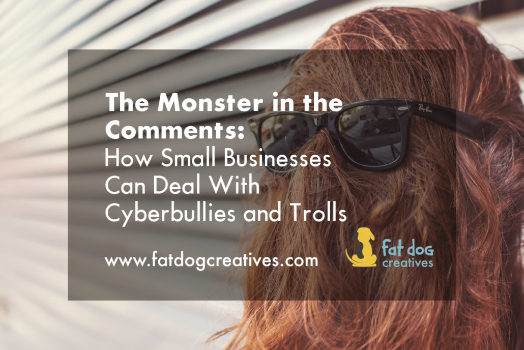 Cyberbullying, the monster in the comment
