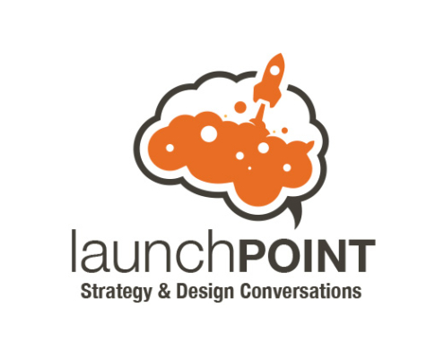 Launch Point podcast logo