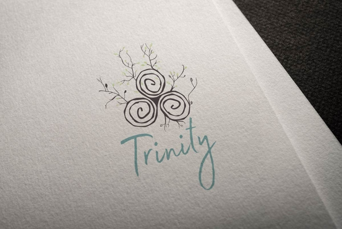 Trinity massage and spa logo