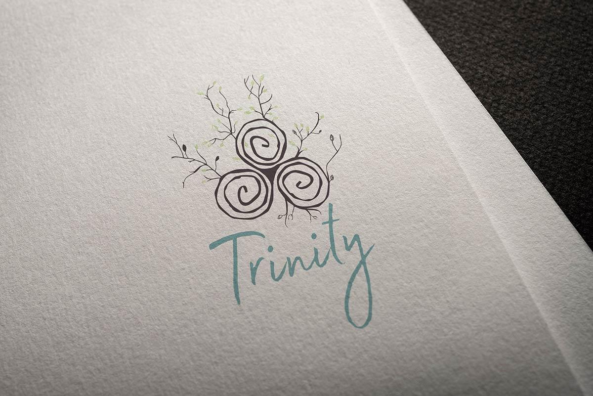 Trinity massage and spa logo