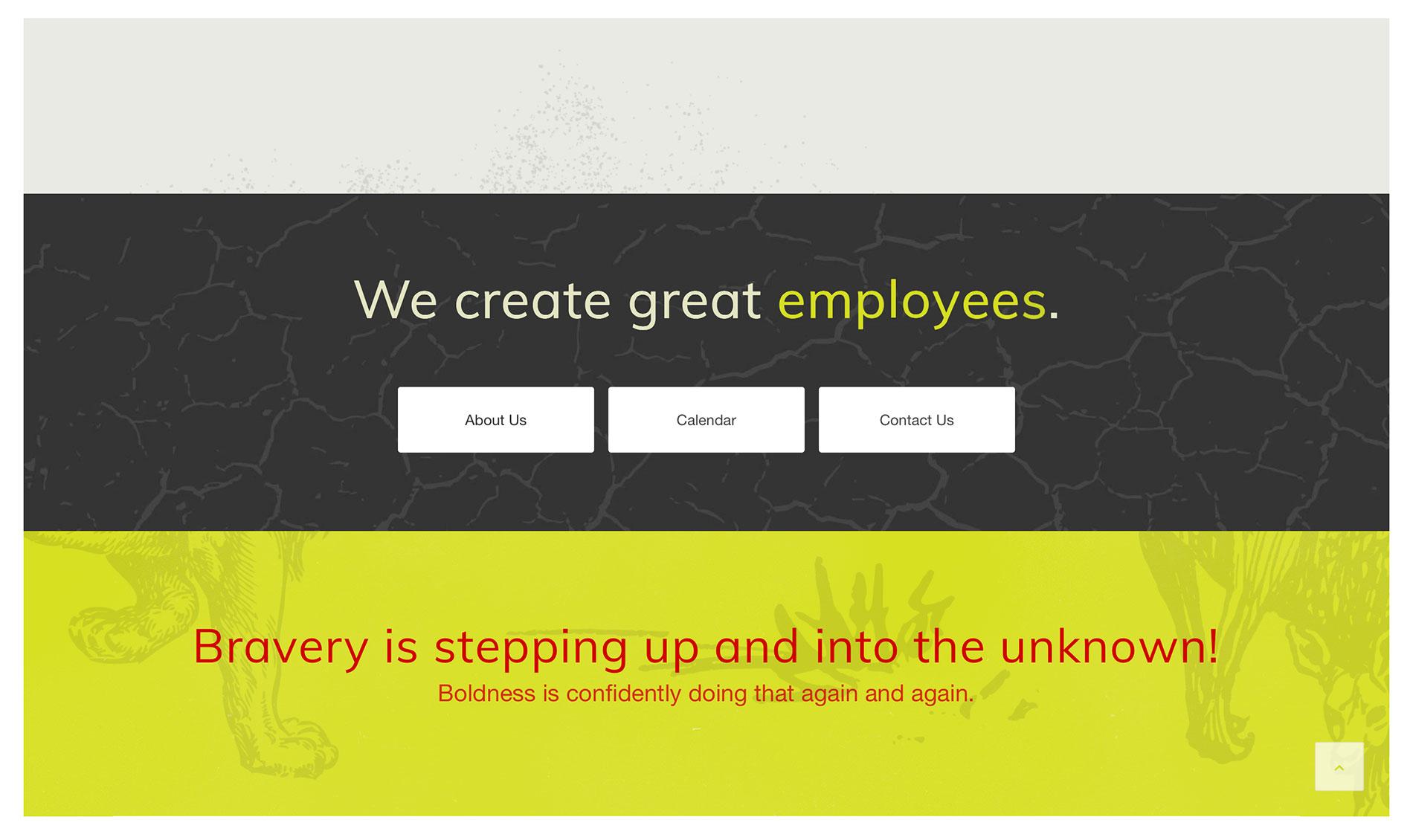 Wild Child Group website screenshot