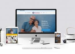 New Generation Strategies homepage screenshot