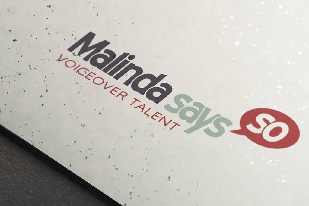 Malinda Says So logo