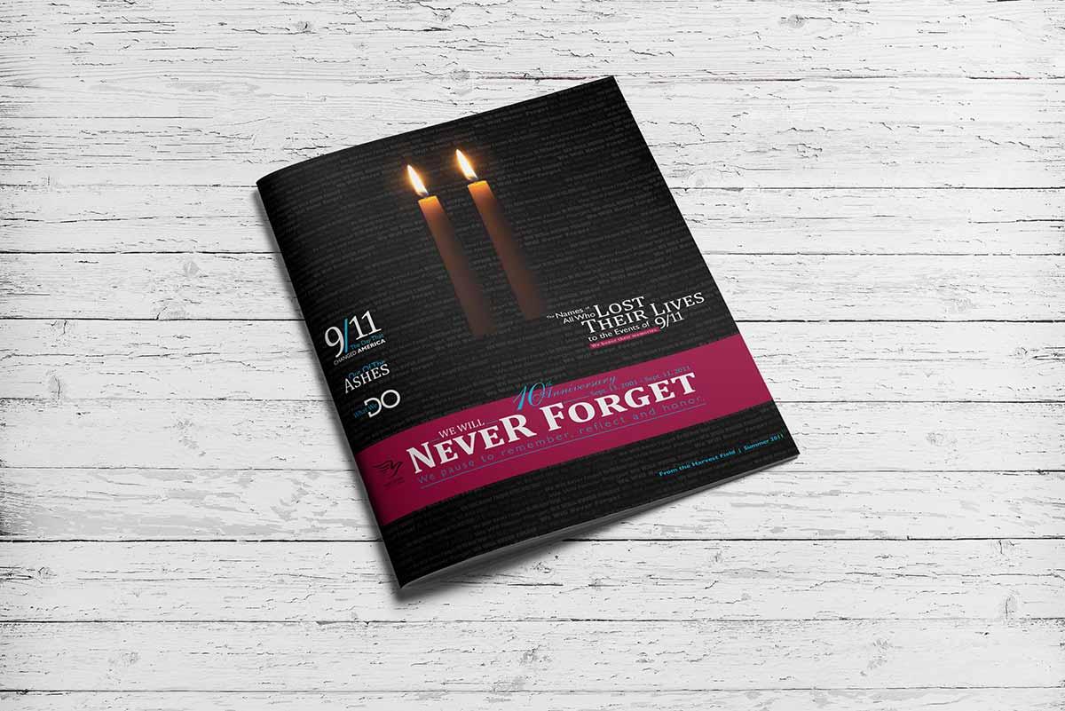 Sujo John 911 anniversary newsletter