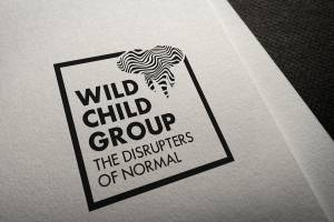 Wild Child Group mockup of logo