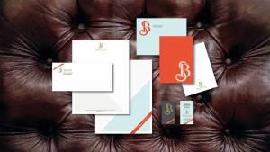 Bradley Scott Commercial Real Estate rebrand and rebranded documents