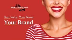 Bridget Willard website hero image