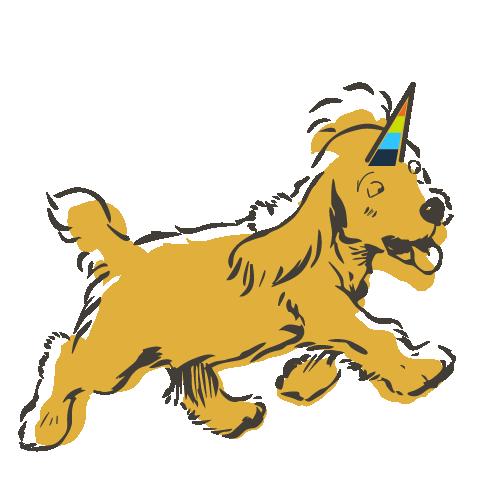 dogicorn-running