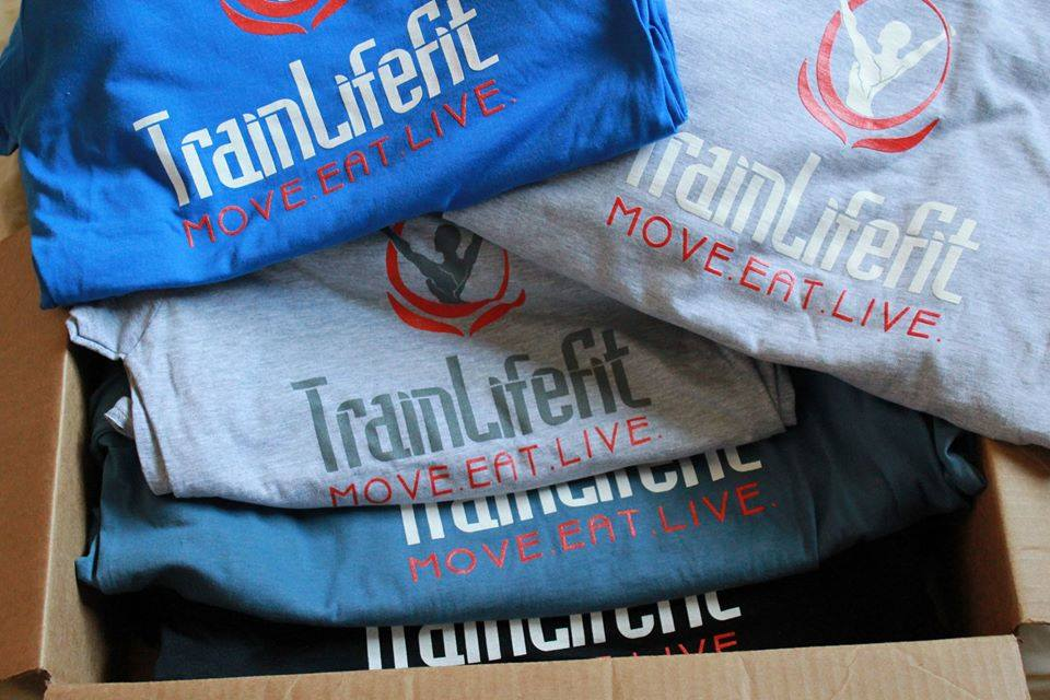 TrainLifeFit tshirts photo