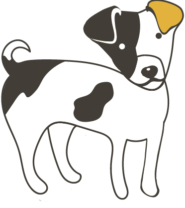 Illustration of a mutt
