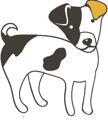 Illustration of a mutt