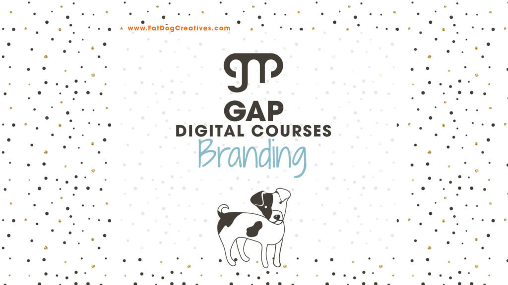 Gap Digital Course on Branding
